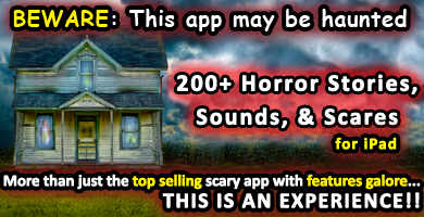 200+ Horror Stories, Sounds, And Scares for and iPad