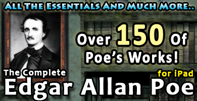 The Complete Edgar Allan Poe for iPad