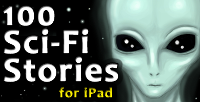 100 SciFi Stories for iPad