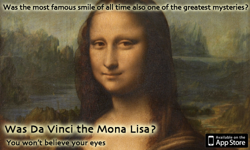 Was Da Vinci The Mona Lisa? for iPhone, iPod Touch, iPad