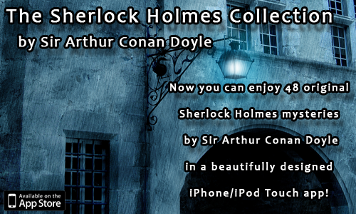 The Sherlock Holmes Collection for iPhone, iPod Touch and iPad
