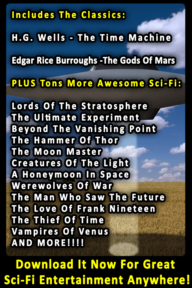100 Sci-Fi Stories - Great Science Fiction Stories for