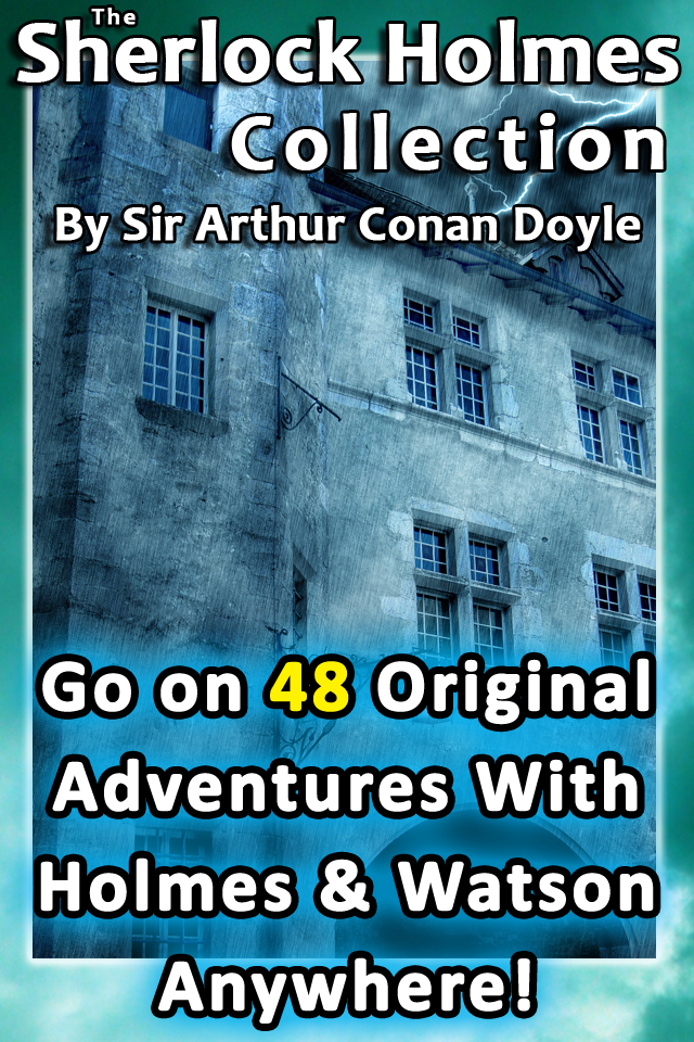 Sherlock Holmes Collection By Sir Arthur Conan Doyle App for iPhone, iPod Touch, and iPad