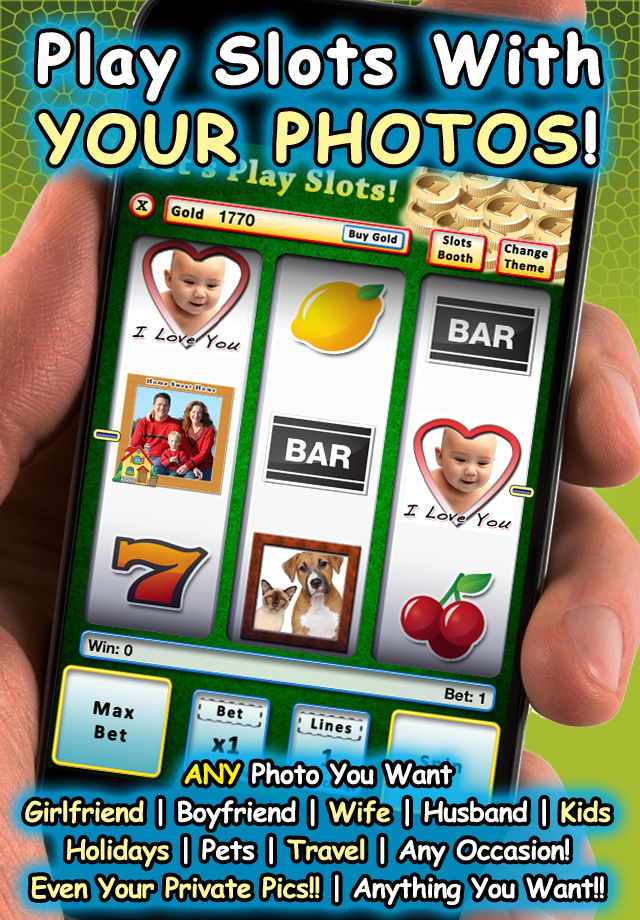 The Coolest Way To Play Slots!