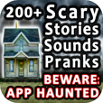 100 Horror Stories, Sounds, And Scares on iPhone, iPod Touch, and iPad by 288 Vroom