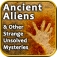 Ancient Aliens And Other Strange Unsolved Mysteries on iPhone, iPod Touch, and iPad by 288 Vroom