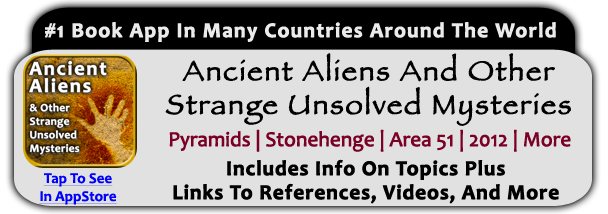 Ancient Aliens And Other Strange Unsolved Mysteries for iPhone, iPod Touch, and iPad